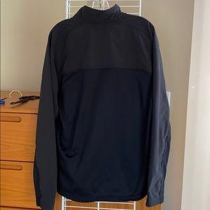 Men's Nike Therma-Fit black pullover jacket L